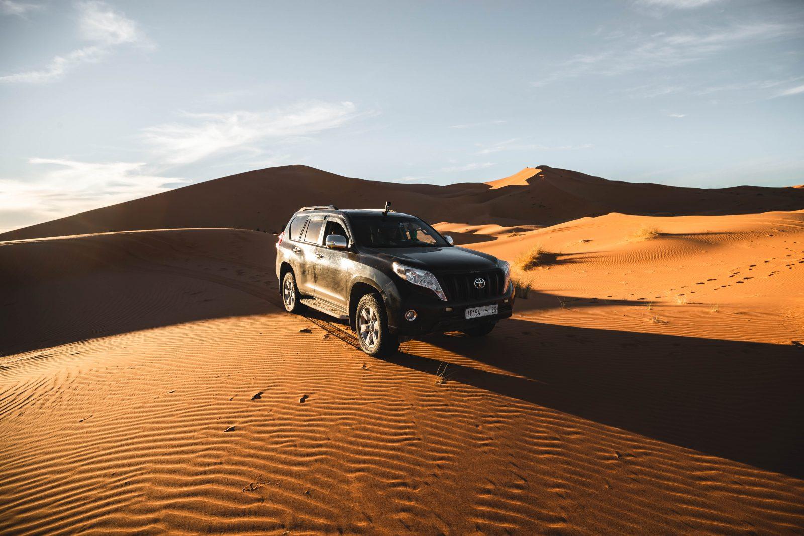 4wd desert drive