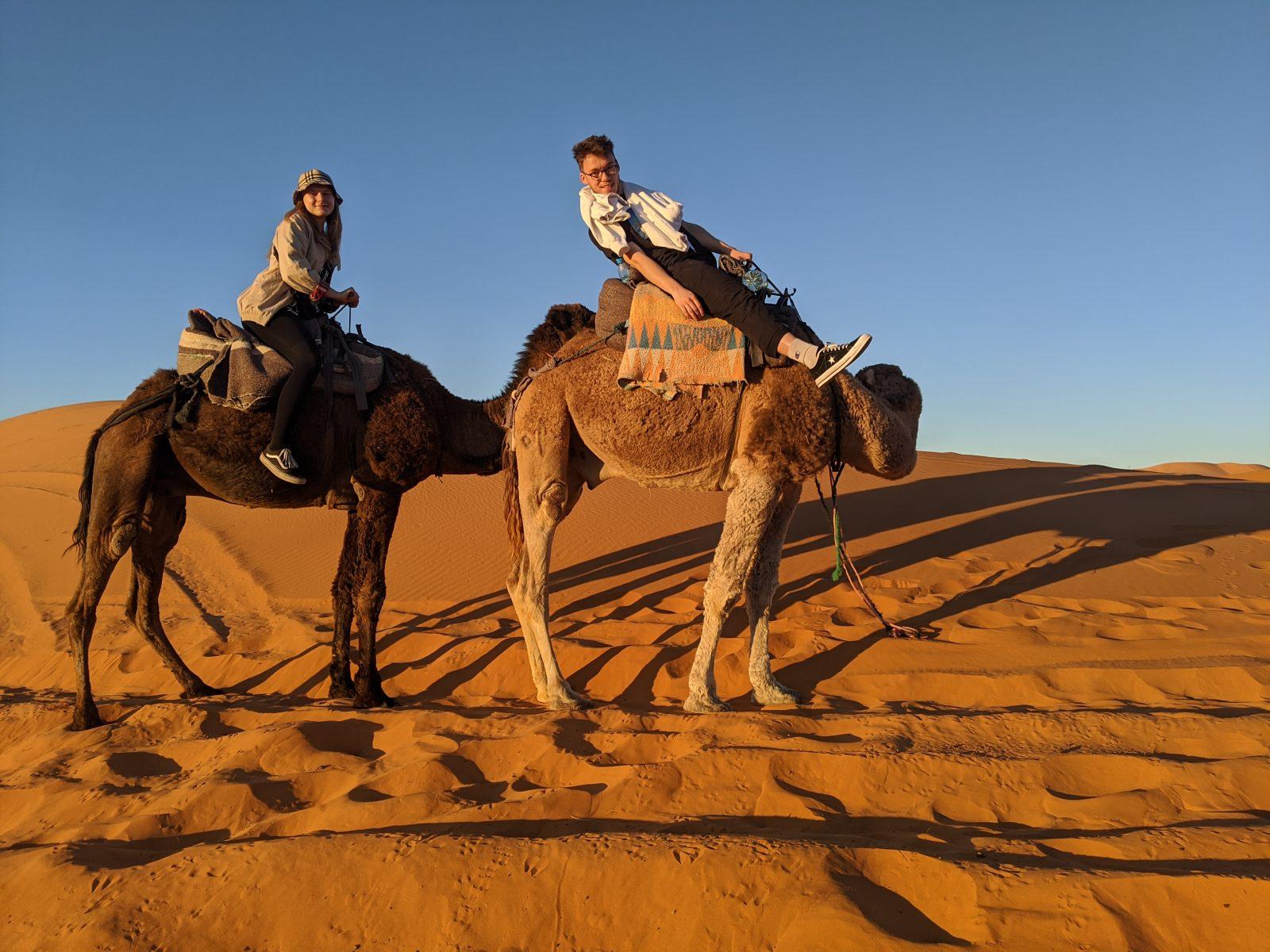 Secrets of the Sahara